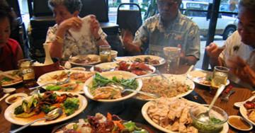 Американцы предпочитают китайскую кухню