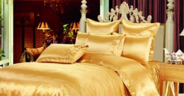 Какого цвета выбрать постельное белье?