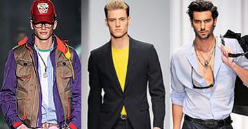 Обновление мужского гардероба