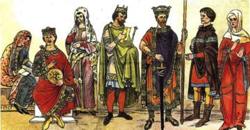 Строгие правила Средневековья