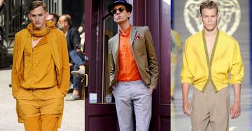 Выбор мужских домашних костюмов