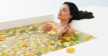 Эффект солевой ванны для похудения