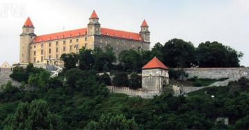 Красоты словацких замков