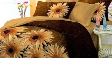 Постельное белье как часть интерьера спальни