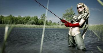 Рыбалка как повод для семейного отдыха