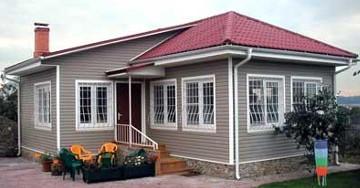 Виниловый сайдинг для фасада Вашего дома