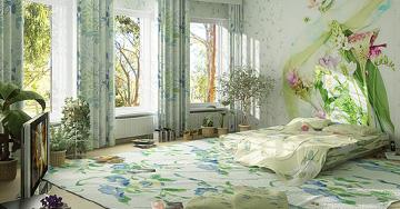 Главные критерии интерьера спальни - комфорт и уют