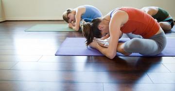 Йога для похудения и здоровья