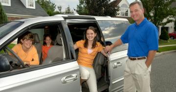 Критерии выбора семейного автомобиля