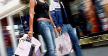 Шоппинг модной одежды в Лондоне