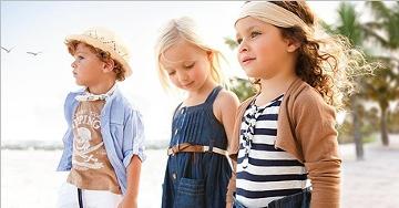 Возможность экономии на покупке детской одежды