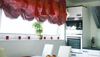 Надоели жалюзи Верните в дом шторы с ламбрекеном!