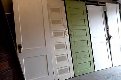 Вдохните новую жизнь в старую дверь!