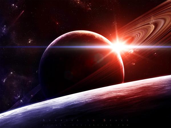 Космическое пространство