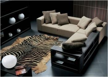 Мебель для гостиной стиль модерн