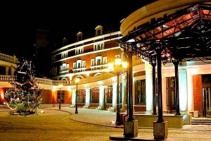 бронирование отелей