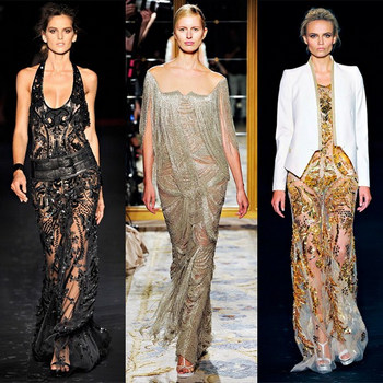 Как выбрать вечерние платья (весна-лето 2013)