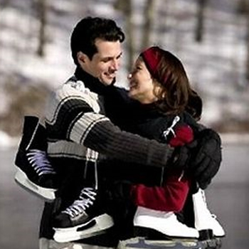 Страдающим плоскостопием полезно кататься на коньках