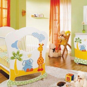 Выбираем шторы для детской