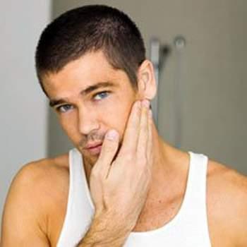 Кожа лица и бритьё