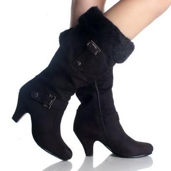 Советы по выбору зимней обуви