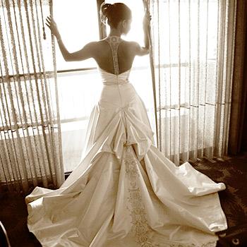 Мое модное свадебное платье