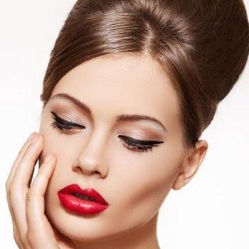 Вечерний макияж шаг за шагом