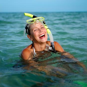 Море - кладезь здоровья и красоты