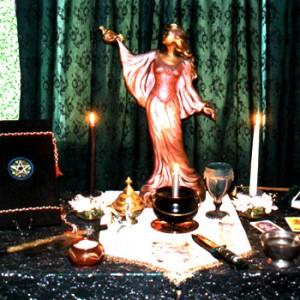ведьма Ольга, любовная магия