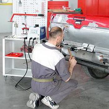 Рихтовочное автомобильное оборудование