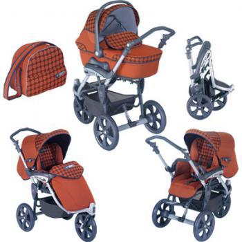 Детские коляски 3 в 1