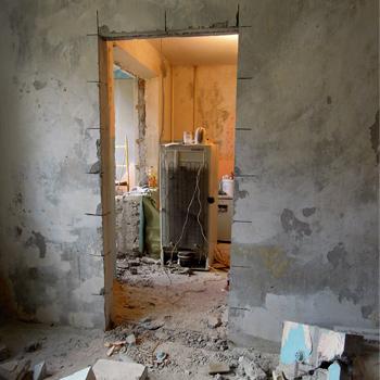 Особенности домашнего демонтажа