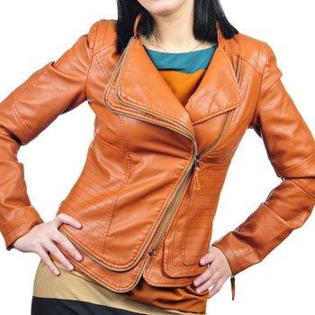 Выбираем кожаные куртки