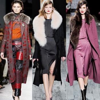 Модные аксессуары осень-зима 2013