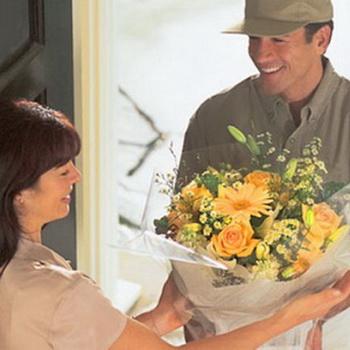 Доставка цветов в больших городах