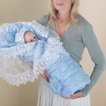 Конверты для новорожденных на выписку
