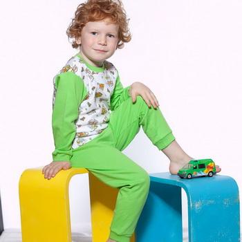 Детские трикотажные штаны