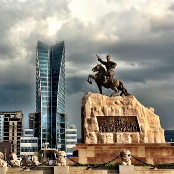 Монголия необычная и удивительная