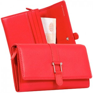 Женский кошелек - какая женщина какой выберет?