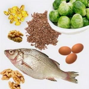 Полезные продукты для головного мозга. Правильное питание.