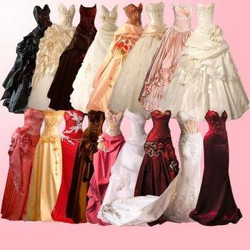 Какое взять платье напрокат и для какого случая
