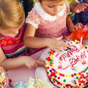 Несколько способов весело провести День Рождение для ребенка
