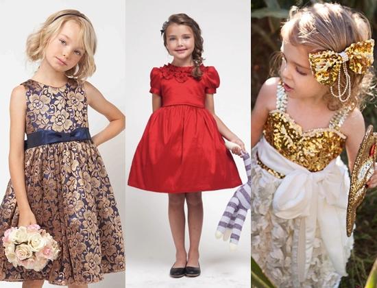 Покупаем нарядное платье для девочки