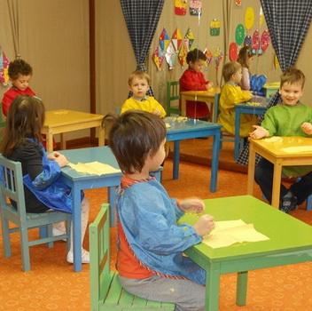 Детские сады Москвы