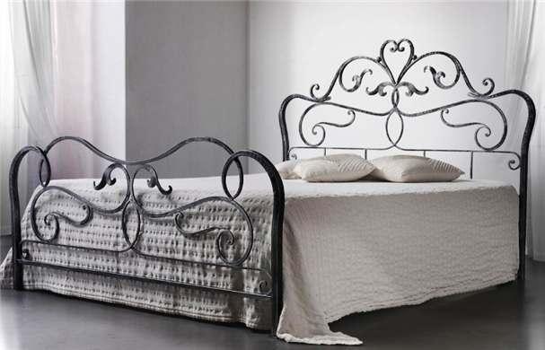 Как выбрать железную кровать?