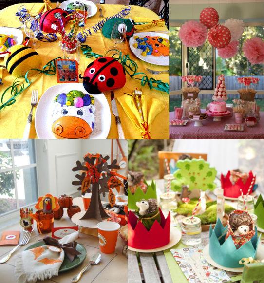 украсить квартиру к детскому празднику