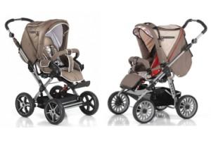 Критерии выбора зимней детской коляски