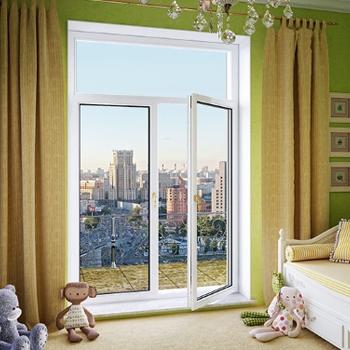 Выбор пластиковых окон для балкона