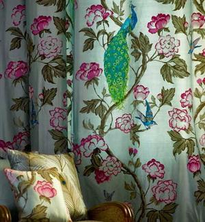Как подобрать ткани для пошива штор?