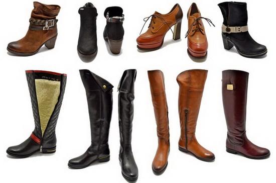 Выбираем модную осеннюю обувь